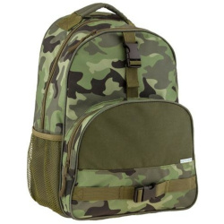 All Over Print 16 inch Backpack - Army