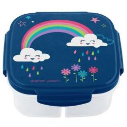 Snack Box With Ice Pack - Rainbox