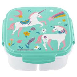 Snack Box With Ice Pack - Unicorn