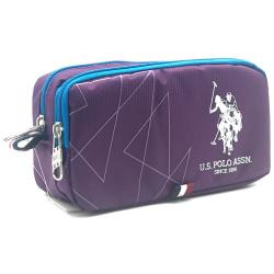 Glaxay Pencil Case - Purple