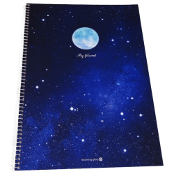 My Planet wired Note Book - Random Pick