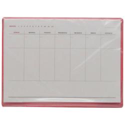 Mouse Pad Weekly Planner - Random Pick