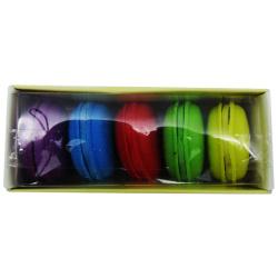 Macaron Eraser - 5 Colors