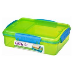 Lunch Box 975 ML Snack Attack Duo