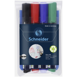 4 Maxx WhiteBoard & Flipchart Markers