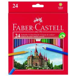 24 Pencil Colors
