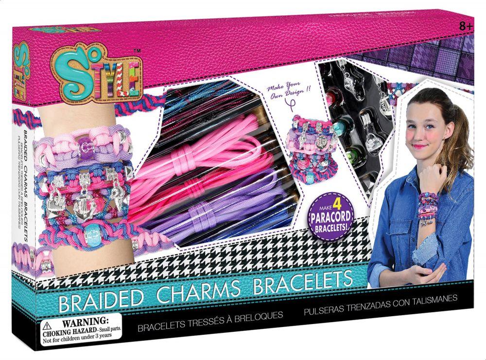 Braided Bracelets for Girls
