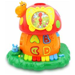 Magical Mushroom House Electronic Toy