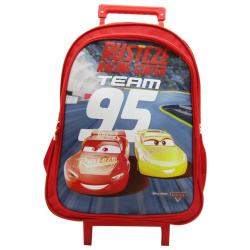 Cars Mcqueen 16 inch Trolley Bag