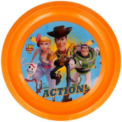 Toy Story Flat Plate