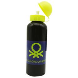 Yellow Benetton Stainless Steel Bottle
