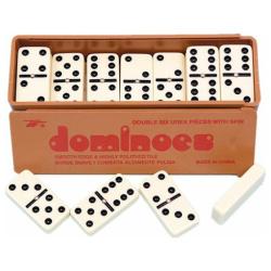 Dominoes Double Six - 28 Pcs