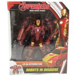 Robots in Disguise - Iron Man