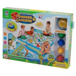 Large Snake & Ladder Board Game