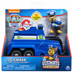 Ultimate Rescue Chase Police Cruiser - Paw Patrol