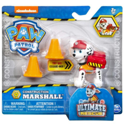 Ultimate Rescue Construction Marshall - Paw Patrol