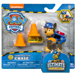 Ultimate Rescue Construction Chase - Paw Patrol