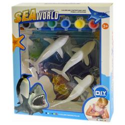 Sea World Coloring