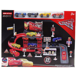 New Style Go Racing 3 - 29 PCS