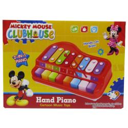 Hand Piano - Mickey Mouse