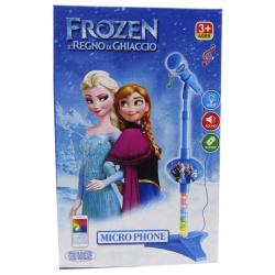 Microphone Music & Light - Frozen