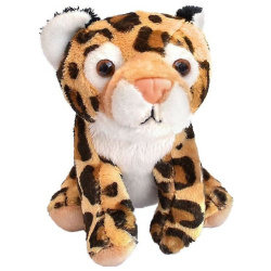 Wild Mini Animals - Cheetah 12 CM