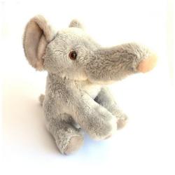 Wild Mini Animals - Elephant 12 CM