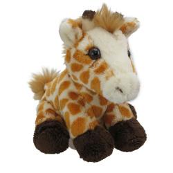 Wild Mini Animals - Giraffe 12 CM