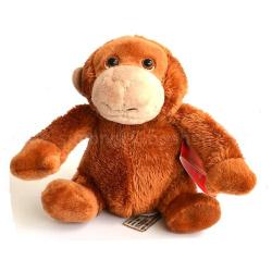 Wild Mini Animals - Monkey12 CM