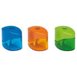 Sharpener Elliptical Mg Small Tin - Random Color
