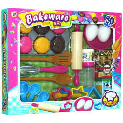 Bake Ware Set - 30 Pcs
