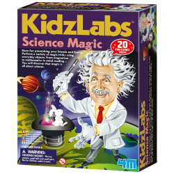 KidzLabs Science Magic Tricks