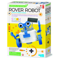 Green Science Hybrid Rover Robot