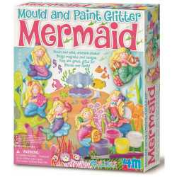 Mould & Paint Mermaid