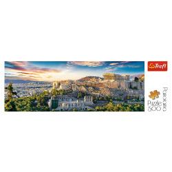 Athens Panoroma Puzzle - 500 Pieces