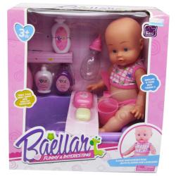 Baellar Baby Bath Doll - 33 CM
