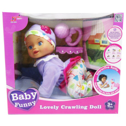 Lovely Crawling Doll