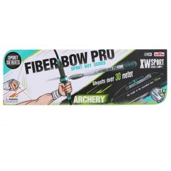 Archery Fiber Bow Pro - Shoots Over 30 Marchey