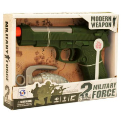 Military Force Gune - Dark Green