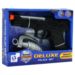 Deluxe Police Force Set