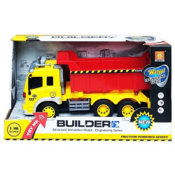 Builder Engineering Truck with sound & light