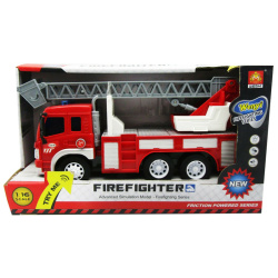 Fire Fighter Rescue with sound & light
