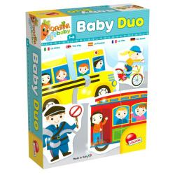 Baby Duo City - 13 Pcs