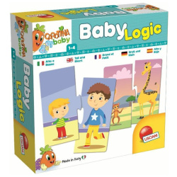 Baby Logic Puzzle - 16 Cards