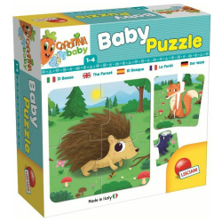 The Forest Baby Puzzle - 8 Puzzles