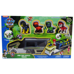 The Jungle Truck - Paw Patrol