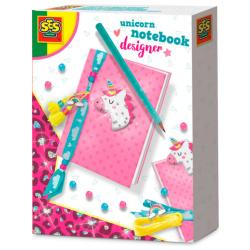 Notebook Designer - Unicorn