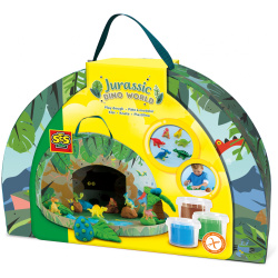 Play Suitcase - Jurassica dino world