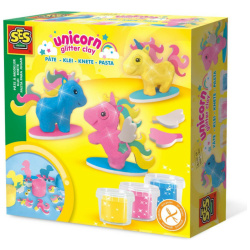 Play dough - Unicorns