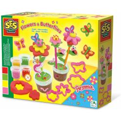 Play dough - Scented Flowers & Butterflies